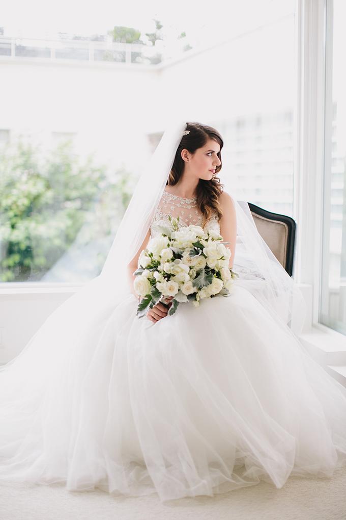 chic emerald wedding | Jamie Delaine Photography | Glamour & Grace