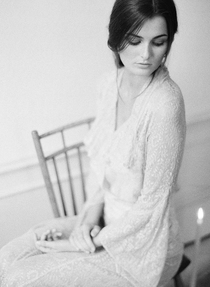 romantic film boudoir session | Michael and Carina Photography | Glamour & Grace