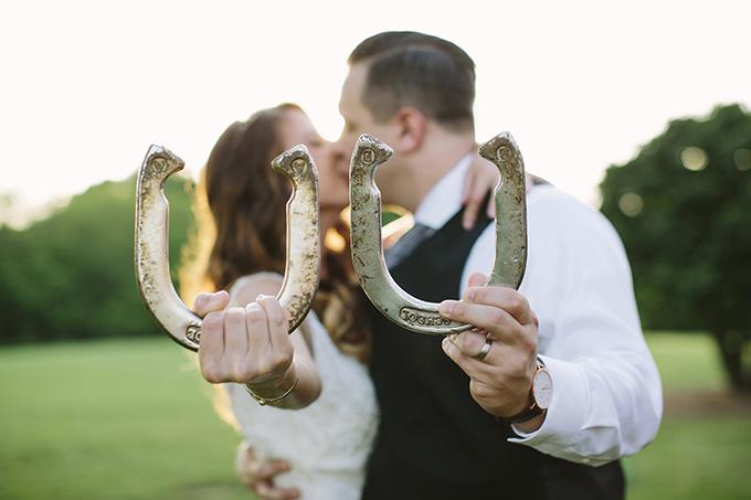 romantic farm wedding | Brooke Courtney Photography | Glamour & Grace