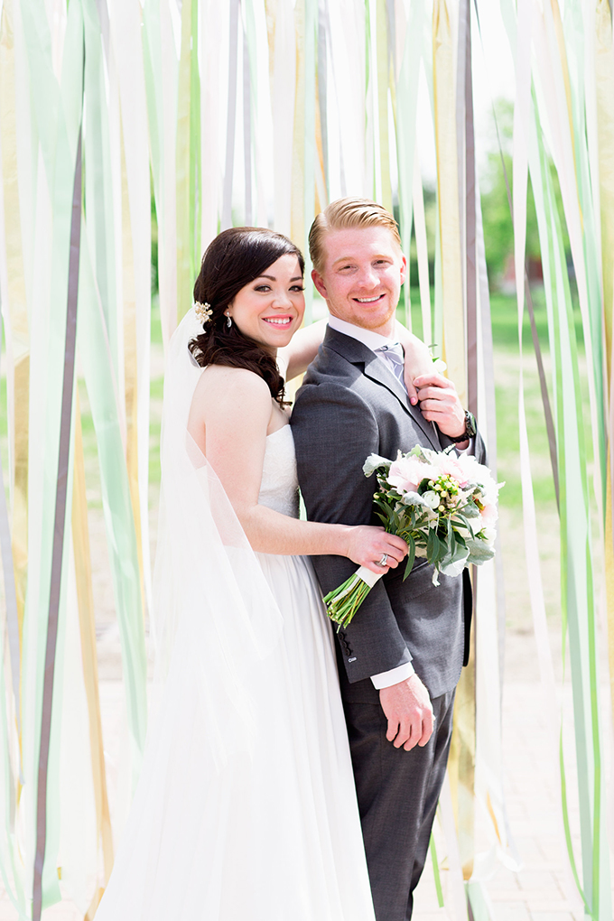 spring handmade wedding | Cassandra Photo | Glamour & Grace