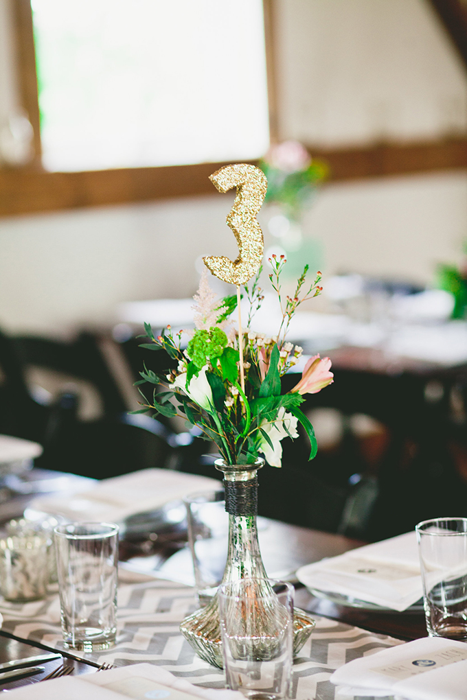 chic centerpieces | Cassandra Photo | Glamour & Grace