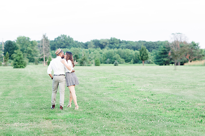 summer park engagement | Christy Nicole Photography | Glamour & Grace