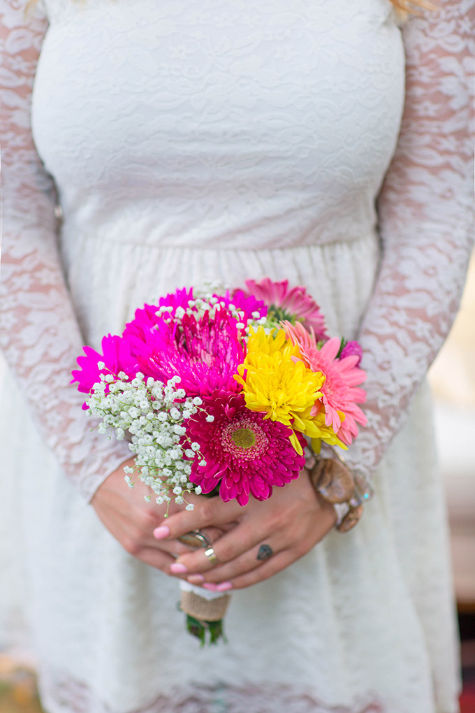 bright bouquet | Jessica Bordner Photography | Glamour & Grace