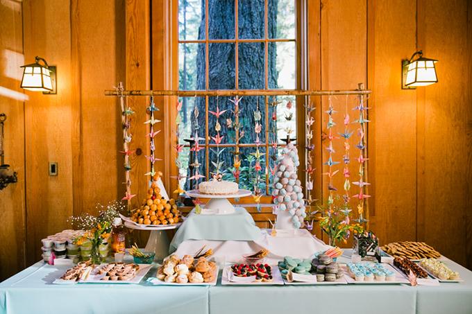 dessert table   Jasmine Lee Photography   Glamour & Grace