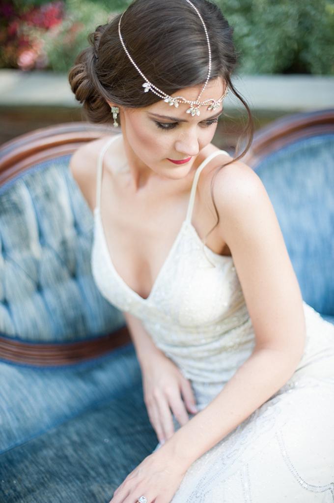 art deco bridal shower   Jessica Maida Photography   Glamour & Grace