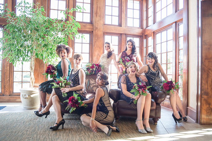 art deco wedding | Star Noir Studio | see more on Glamour & Grace