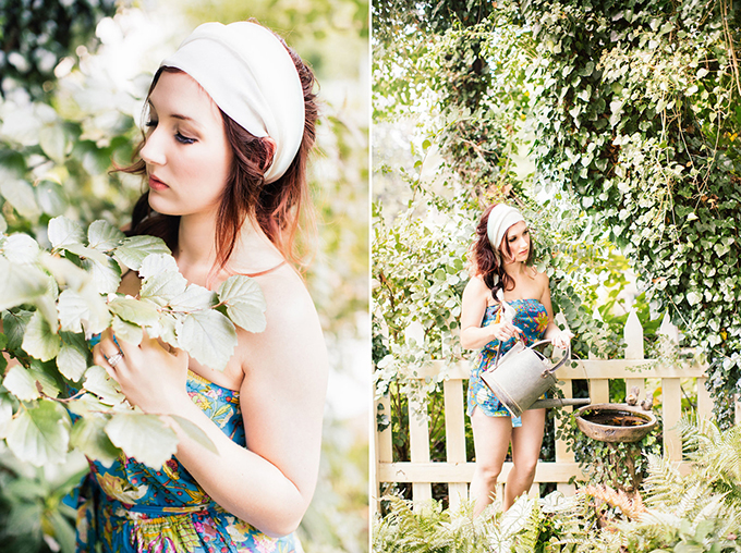 boho garden wedding inspiration | Reverie Supply & Co. | Glamour & Grace