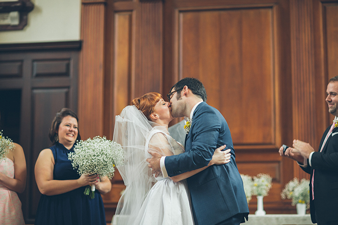 handmade Williamsburg wedding | Betty Clicker Photography | Glamour & Grace