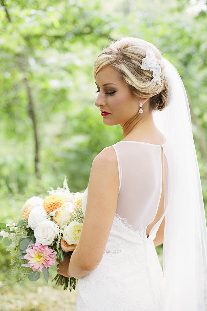 orange barn wedding   Brooke Courtney Photography   Glamour & Grace