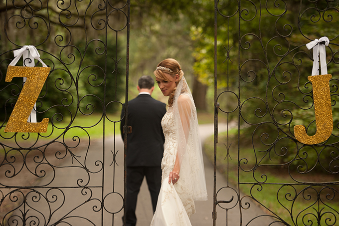 first look | Stephanie A Smith Photography | Glamour & Grace