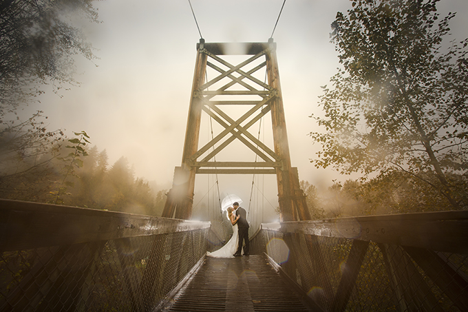 rainy fall trash the dress | Jeff and Amanda Photography and Films | Glamour & Grace-
