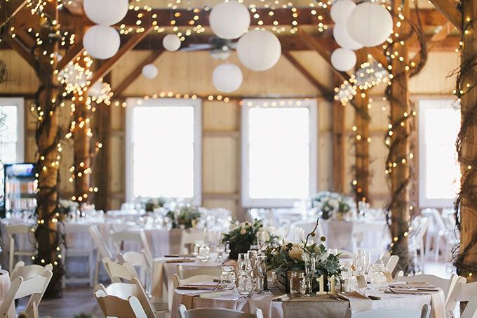 romantic barn wedding | Jessica Connery Photography | Glamour & Grace