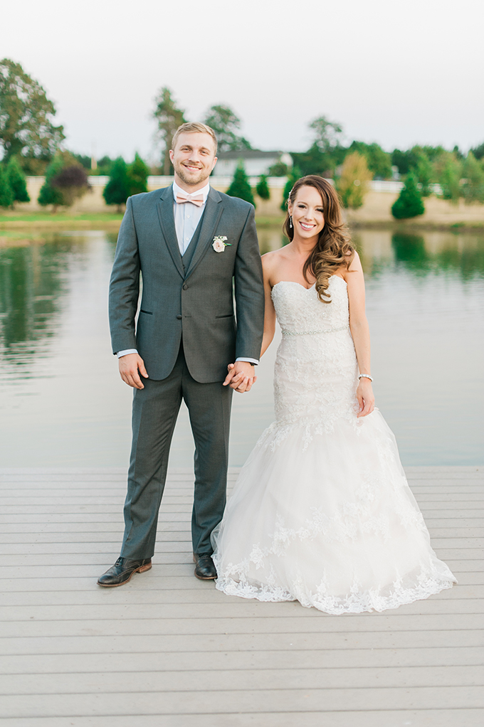 romantic estate wedding | Brittany Lauren Photography | Glamour & Grace