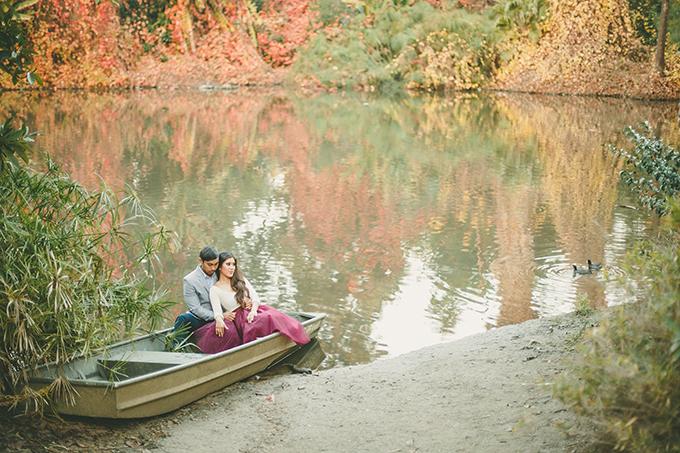 whimsical garden engagement   Kristen Booth   Glamour & Grace