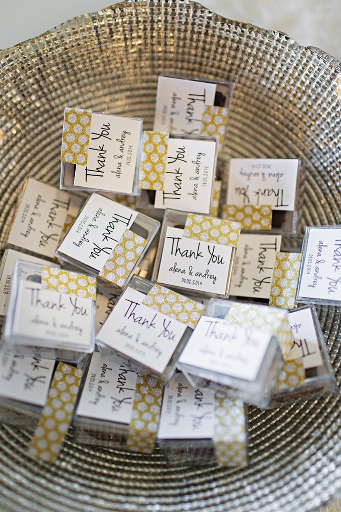 handmade favors | Courtney Bowlden Photography | Glamour & Grace