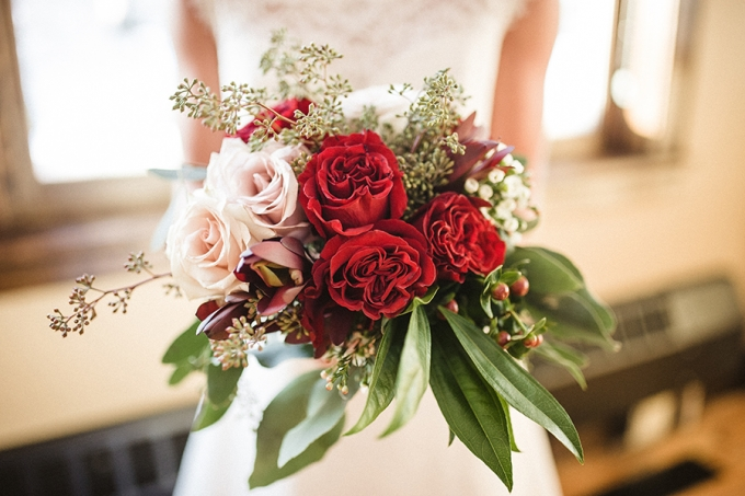 vintage coffee house wedding inspiration | Elizabeth Haase Photography | Glamour & Grace