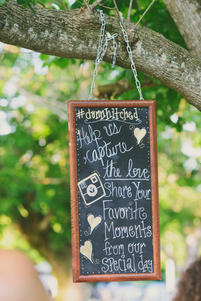 wedding hashtag | Jessie Holloway Photography | Glamour & Grace