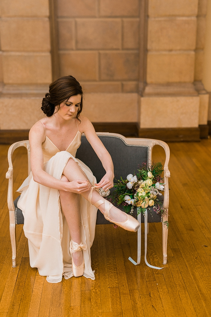 ballet wedding | Everlasting Love Photography | Glamour & Grace
