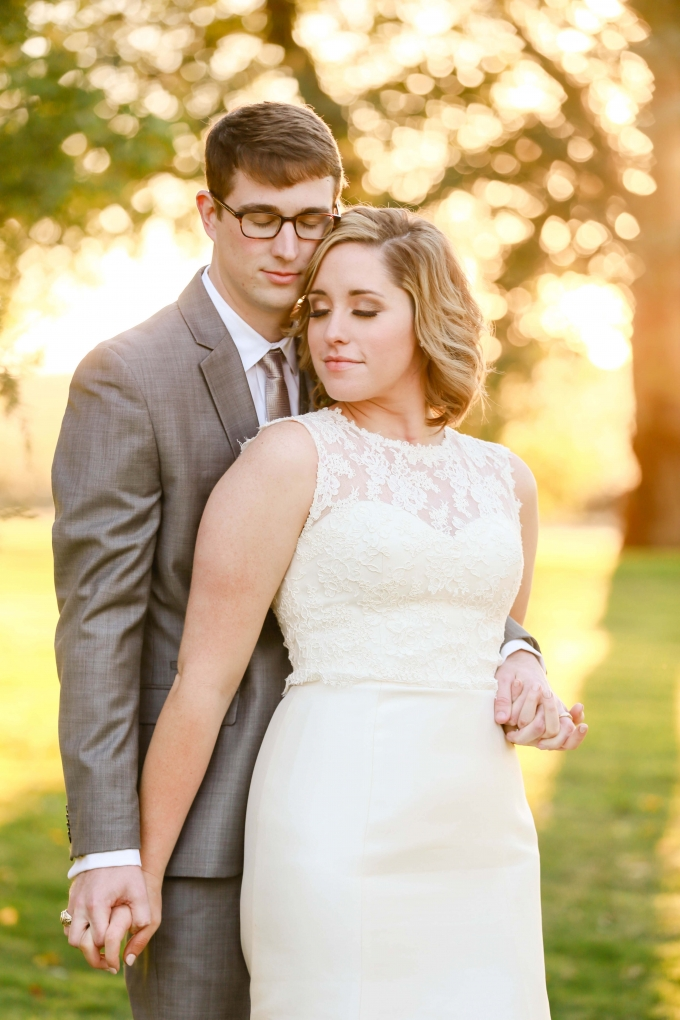 neutral succulent wedding | Allee J. | Glamour & Grace
