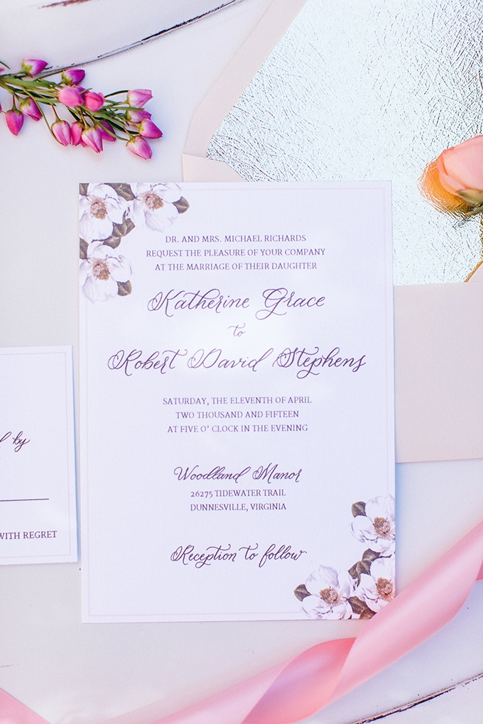 southern invitation | Nikki Santerre | Glamour & Grace