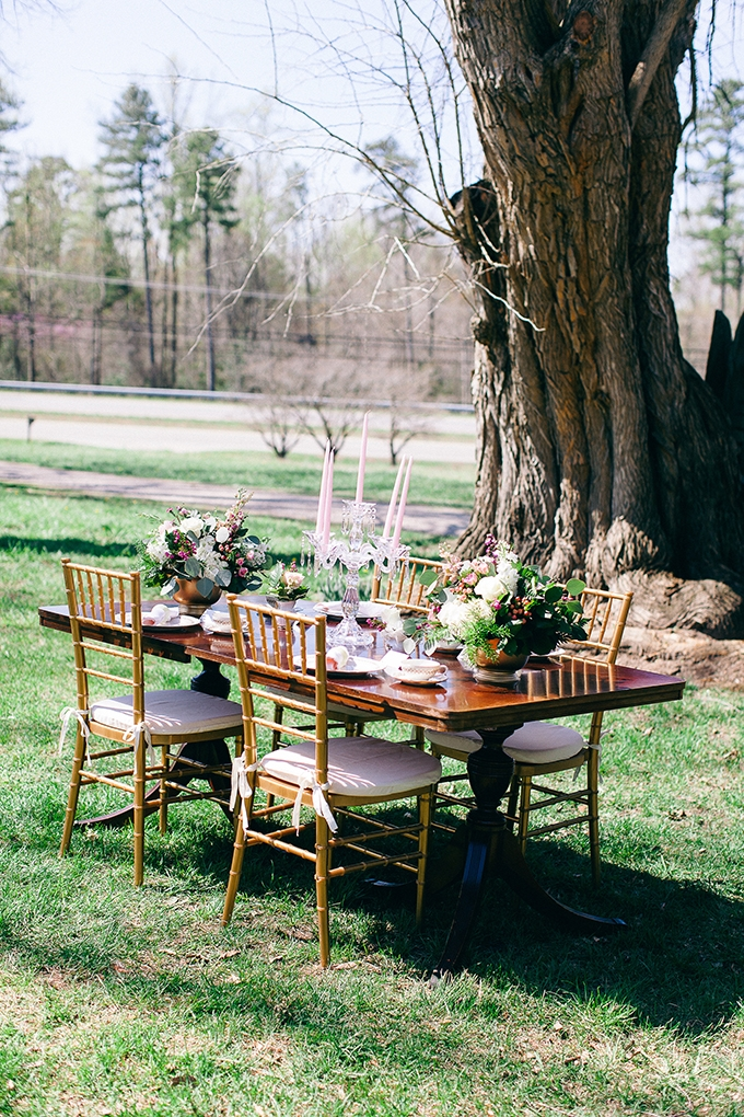 southern vintage wedding | Nikki Santerre | Glamour & Grace