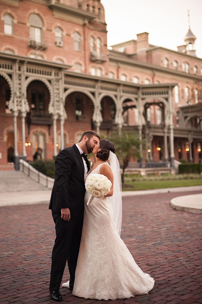 classic Florida wedding | Stephanie A Smith Photography | Glamour & Grace