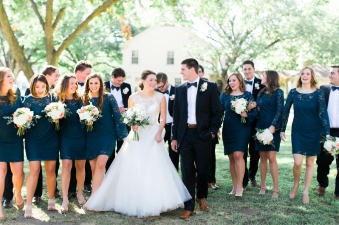 jewel tone lakeside wedding | Elisabeth Carol Photography | Glamour & Grace