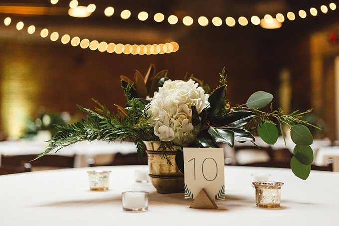modern romantic centerpiece| JoPhoto | Glamour & Grace