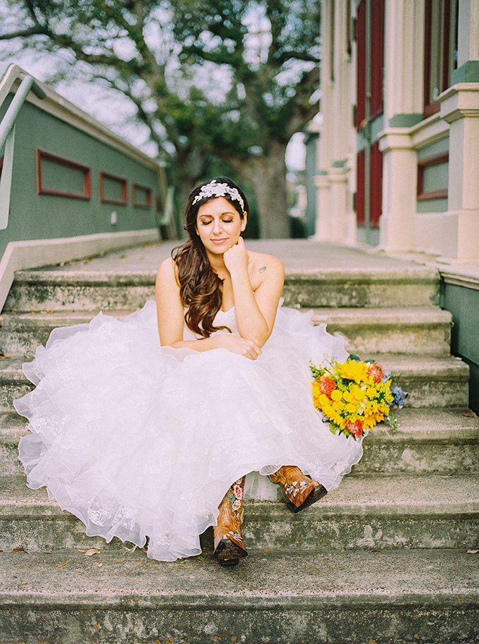Photo Fridays Southern Summer Bridal Session Glamour