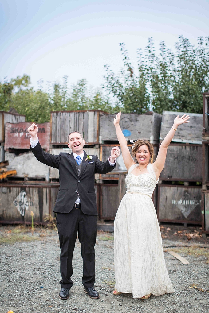 handmade rustic wedding | Blueberry Photography | Glamour & Grace