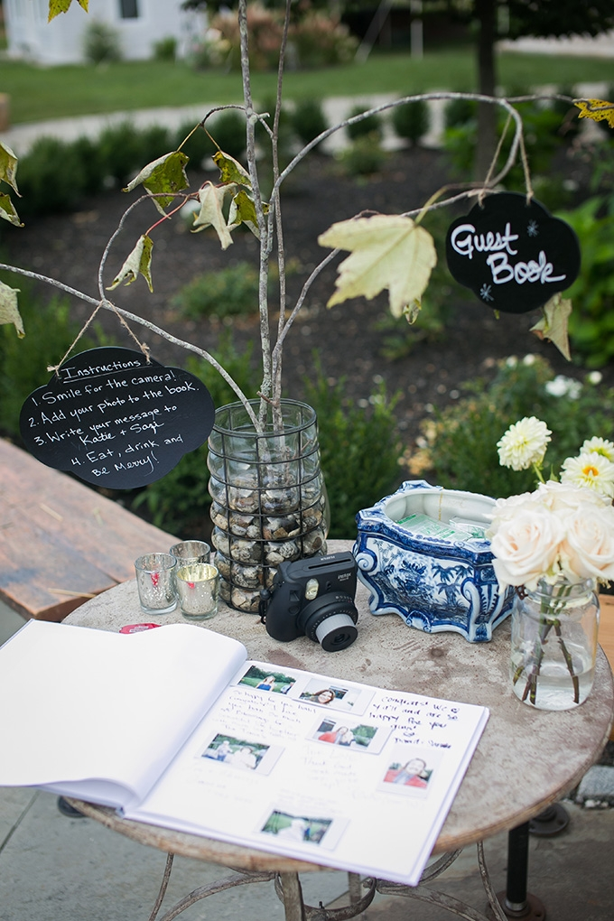 photo guest book | Kaysha Weiner Photographer | Glamour & Grace