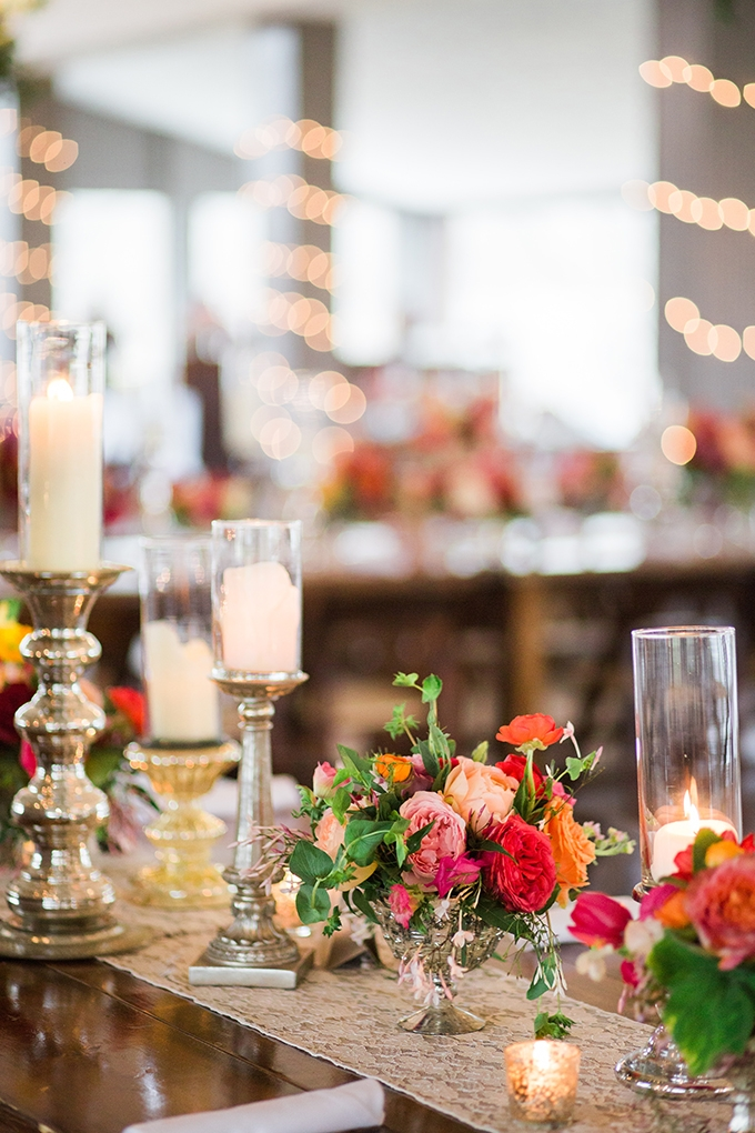 romantic centerpieces | The Bird & The Bear | Glamour & Grace