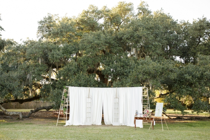 romantic southern wedding | Greer Gattuso Photography | Glamour & Grace