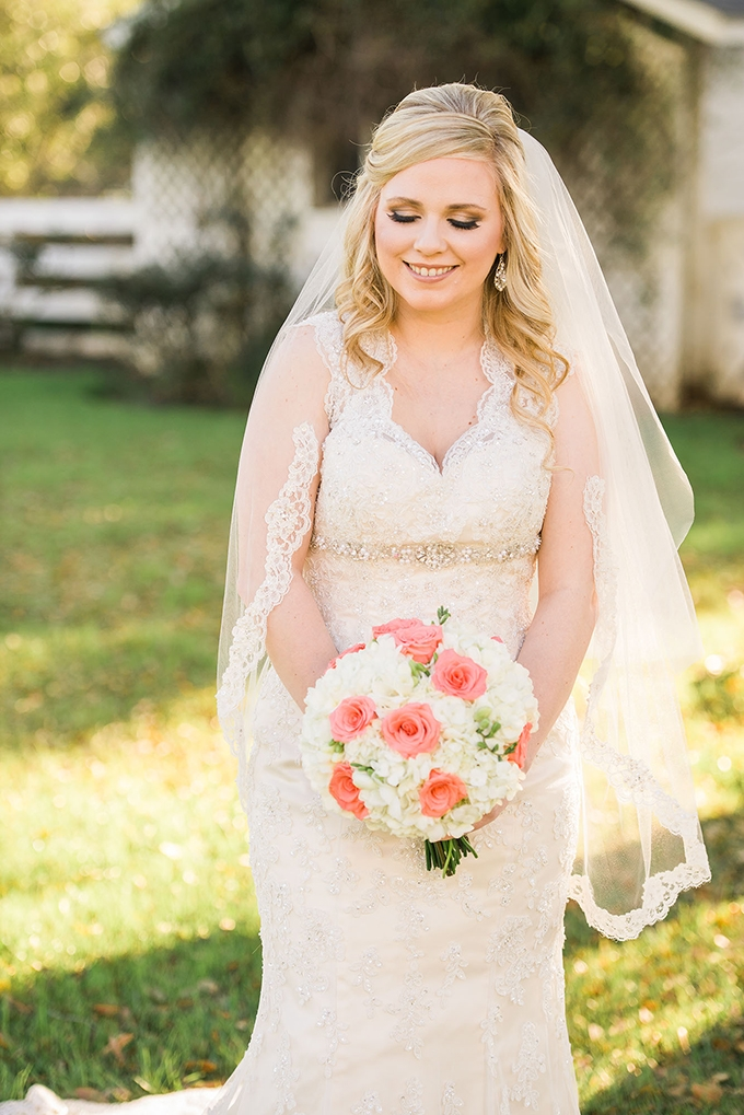 southern bridal portraits | Designs by Karinda | Glamour & Grace