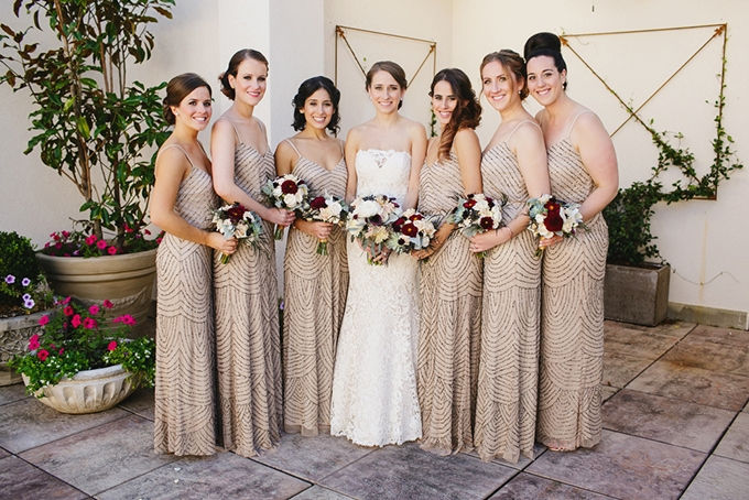 Vintage Glam New Orleans Wedding