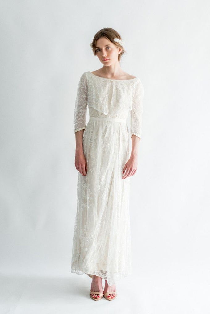 Vintage Wedding Dresses Glamour Grace - Vintage Wedding Dresses