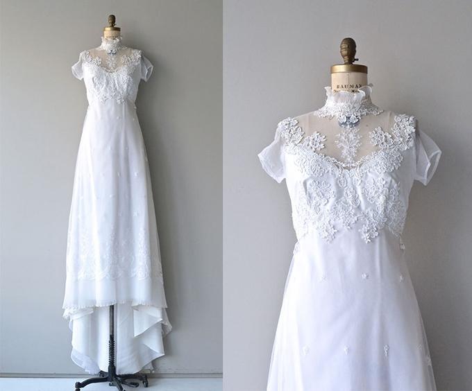 Vintage Wedding Dresses | Glamour & Grace