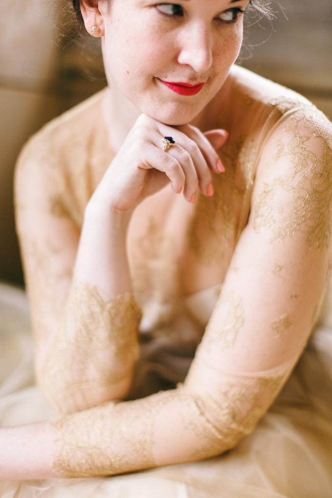 Nana's ring | Nikki Santerre
