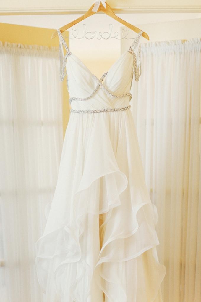 Hayley Paige dress   Binaryflips Photography   Glamour & Grace