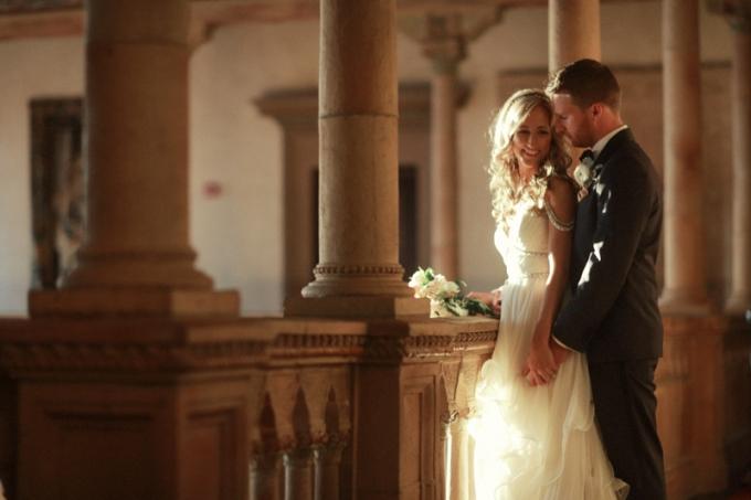 romantic glam Florida wedding   Binaryflips Photography   Glamour & Grace