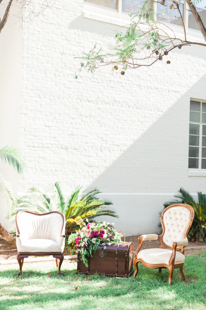 bohemian garden wedding inspiration | April Maura Photography | Glamour & Grace
