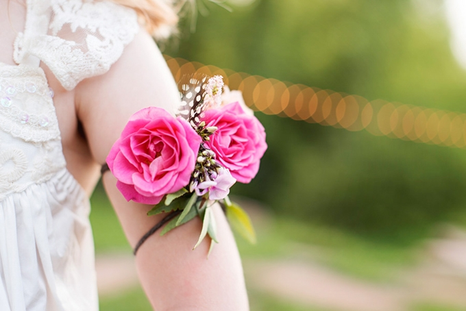 flower girls | Tina Joiner Photography | Glamour & Grace