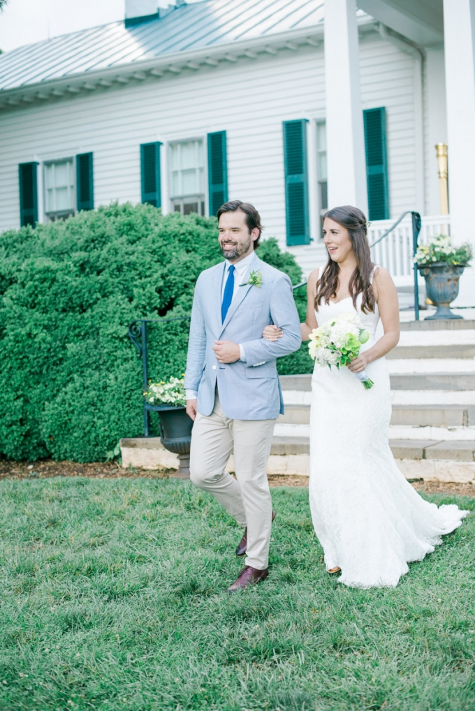 intimate Virginia farm wedding | Kathryn Ivy Photography | Glamour & Grace