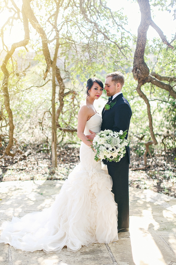 romantic spring wedding | Christina Carroll Photography | Glamour & Grace