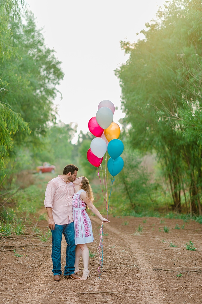 rustic Texas engagement | jen brazeal photography | Glamour & Grace