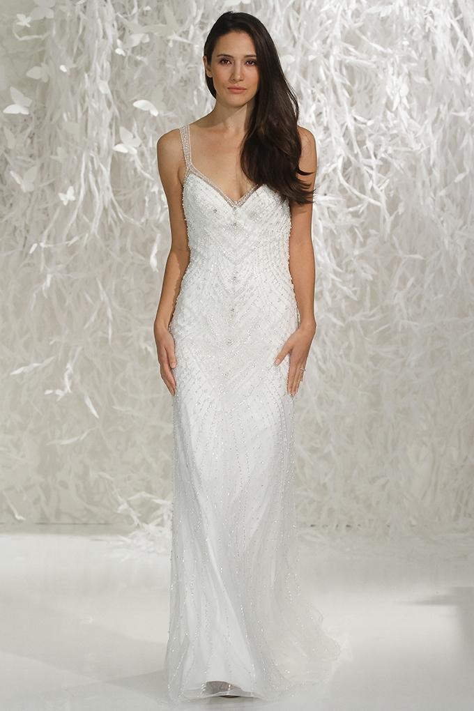 10 Vintage Inspired Wedding Dresses from Bridal Market | Glamour & Grace