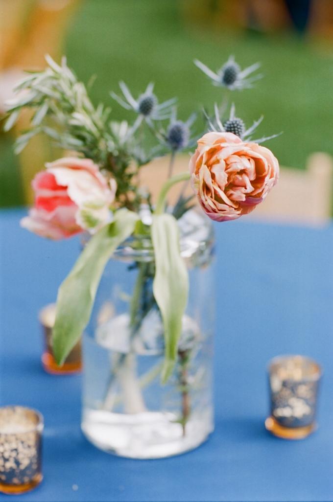 Romantic southern wedding glamour grace