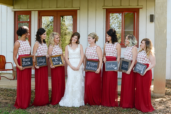 bridesmaids | Eureka Photography | Glamour & Grace