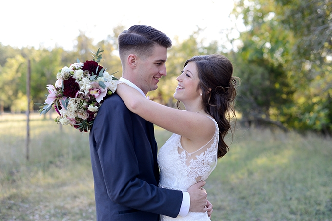 rustic fall ranch wedding | Eureka Photography | Glamour & Grace