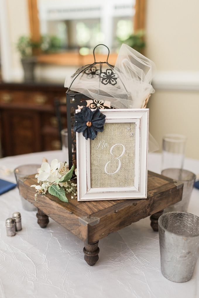 rustic navy wedding | Alicia Lacey Photography | Glamour & Grace